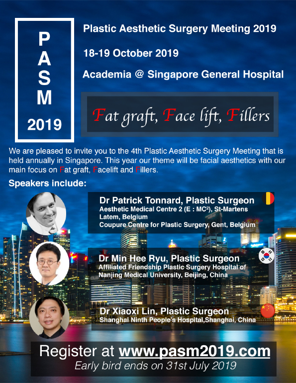 Plastic Aesthetic Surgery Meeting 2019 – MSPRS